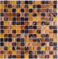 欧式背景墙金线玻璃马赛克
