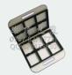 材样品盒 石英石